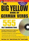 The Big Yellow Book of German Verbs von Daniel Franklin, Robert Di Donato und Paul Listen (2007, Set mit diversen Artikeln)