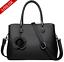 Women-Lady-Leather-Handbag-Tote-Purse-Messenger-Cross-Body-Shoulder-Bag-Satchel thumbnail 20