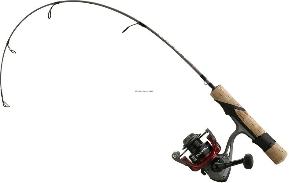 NEW 13 Fishing Infrared Ice Fishing Combo 25  UL IC2-25UL