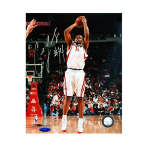 06e5ab35f6129 Details about Carl Landry signed Houston Rockets 8x10 Photo #14- Tri-Star  Hologram