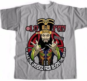 Big Trouble In Little China T Shirt Lo Pan Movie Film Horror Classic Retro Ebay