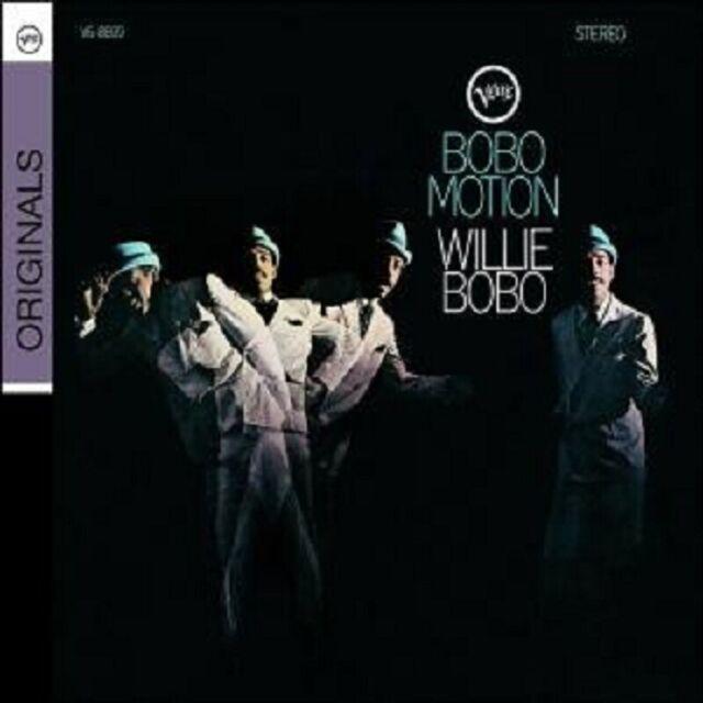 """WILLIE BOBO """"BOBO MOTION"""" CD NEW"""