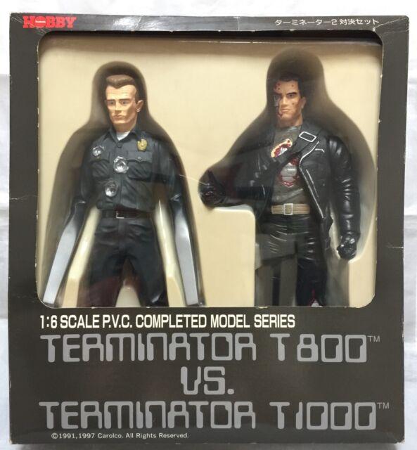 Figurine Terminator 2 T800 vs T1000