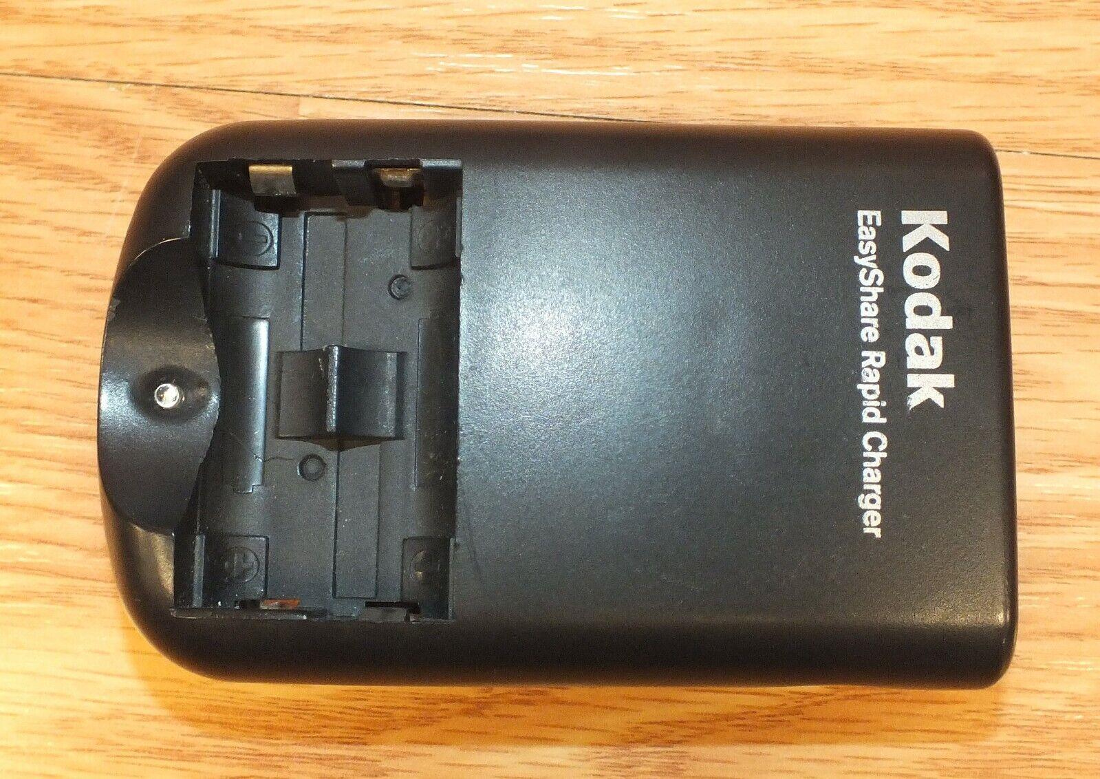 Genuine Kodak (K4000) EasyShare Rapid Battery Charger w/ Battery **READ**