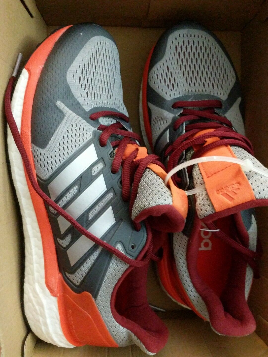ST Adidas Boost Supernova New 7 Size 130 MSRP BB0992 shoes