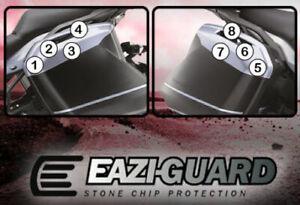 Eazi-Guard Kawasaki Ninja H2 SX Luggage Pannier Paint Protection Film 2018 > On