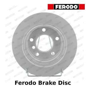 Ferodo-Frein-Arriere-Disque-Paire-276mm-Ventile-Revetu-DDF831C-Qualite