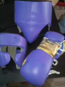 New-custom-boxing-gloves-sparring-set-any-logo-or-Name-no-winning-no-grant