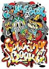The Jukebox Colouring Book by Jukebox Cowboys (Paperback, 2016)