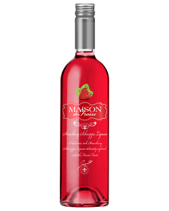 Maison-Strawberry-750mL-bottle-Liqueur-Fruit-Liqueurs
