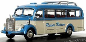 MB Mercedes Benz O 3500 - 1949 - Reiser Reisen - Atlas 1:72
