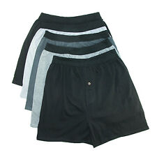 New Hanes Men's Big and Tall ComfortSoft Knit Boxers (Pack of 5)