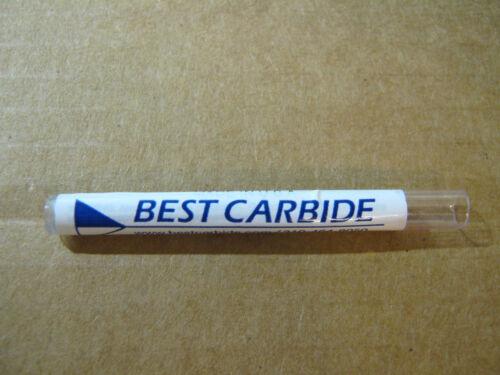 """BEST CARBIDE 3//32/"""" 4 FLUTE UNIV APPLICATION BALL NOSE 30deg HELX END MILL /""""NEW/"""""""