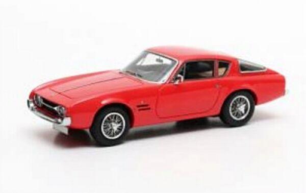Ghia 230s coupé (rouge) 1963