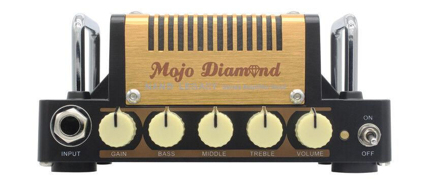 Hotone Nano Legacy Mojo Diamond NLA5 5W Amplificador De Guitarra Guitarra Guitarra Cabezal 149931
