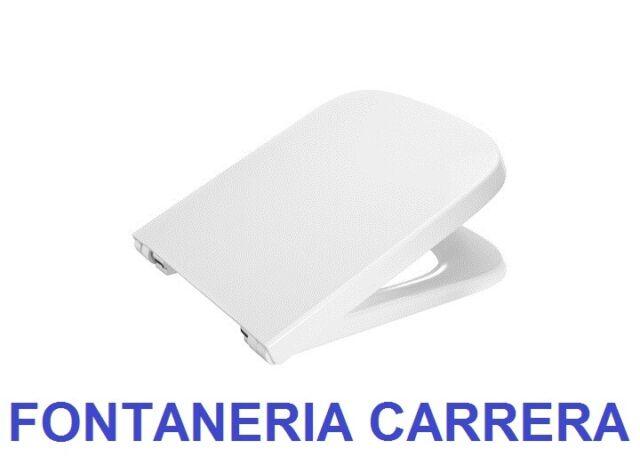 Colecci/ón Element Blanco Roca A801572004 Tapa y Asiento Ca/ída Amortiguada