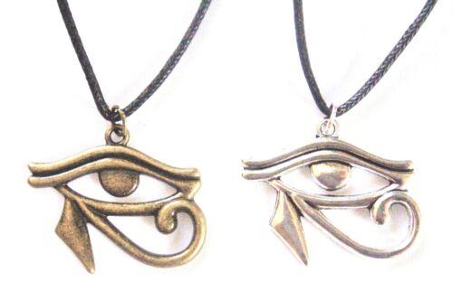 Eye Of Ra Horus Protection Symbol Egypt Ancient Egyptian Necklace Jewellery
