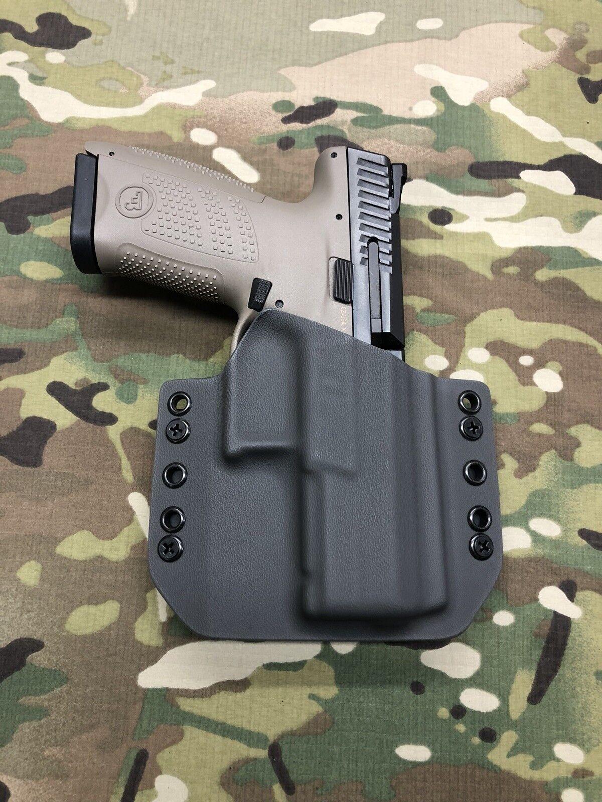 Armor grau Kydex Holster for CZ P-10c