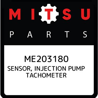 MITSUBISHI FUEL INJECTION PUMP ME203180 *GENUINE*
