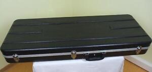 ABS-Kunststoff-E-Gitarren-Koffer-bis-100-cm-Gitarrencase-Gitarrenkoffer-Case-NEU
