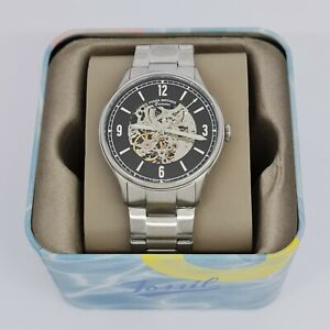 Fossil-ME3180-Forrester-Automatic-Stainless-Steel-Watch
