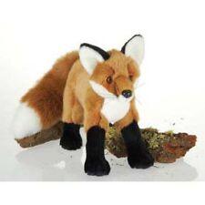 WOOD BADGE STANDING RED FOX WOODBADGE