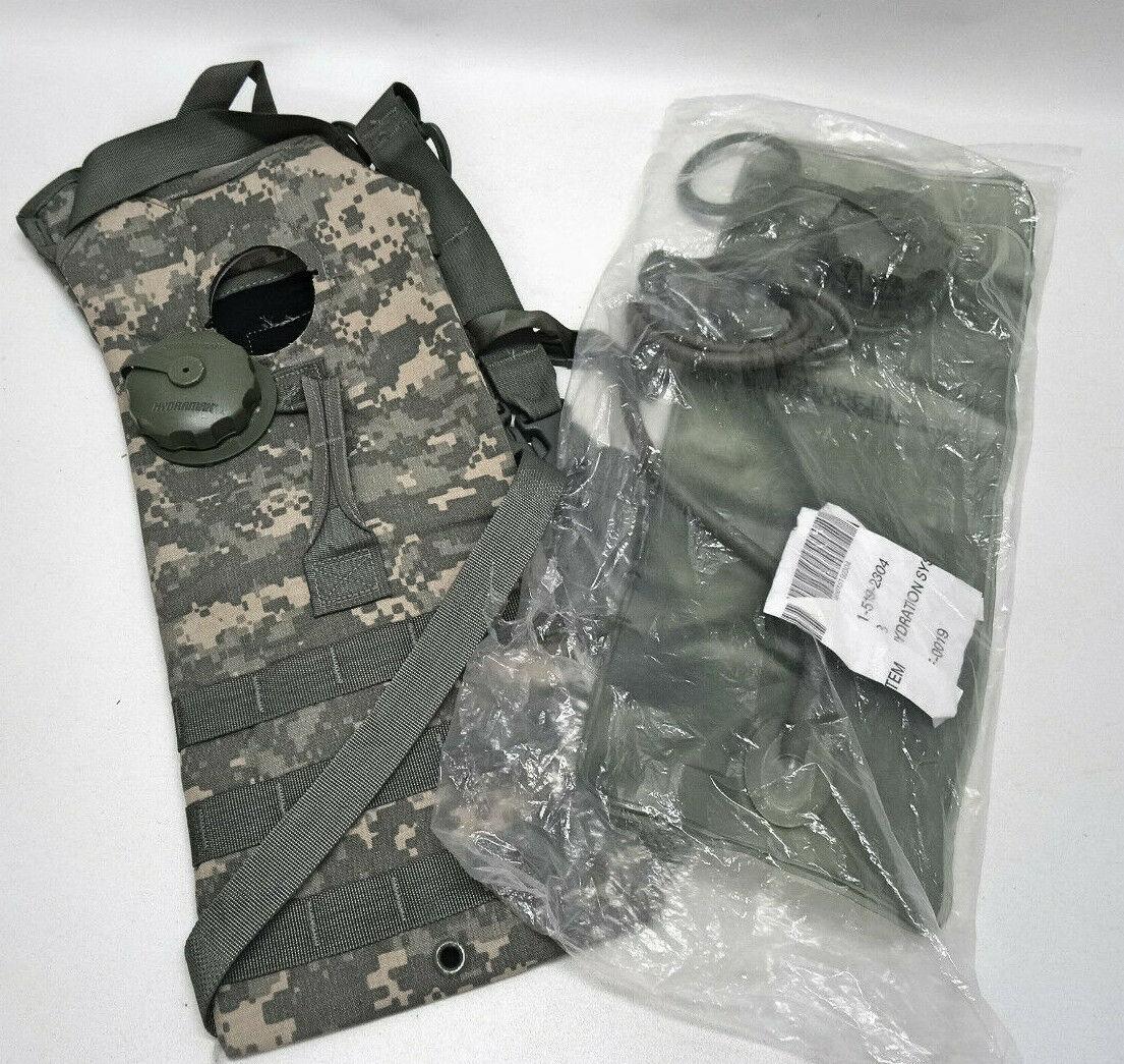 Molle II Hidratación con nuevas HYDRAMAX vejiga-tema militar camuflaje