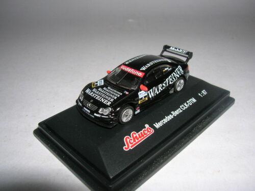 1:87 Schuco Mercedes-Benz CLK DTM 2002 u Alzen #5