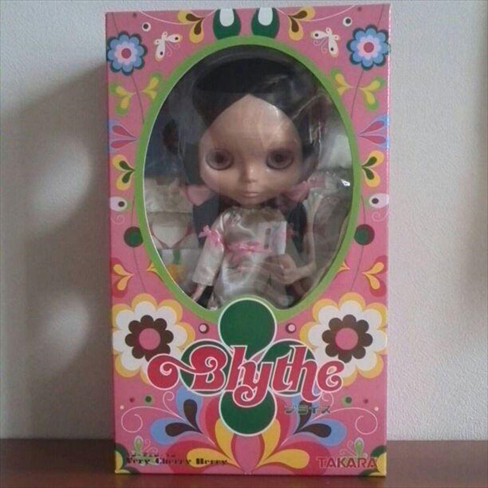 Neo Blythe Muy Cereza Baya de moda muñeca de Japón Nuevo