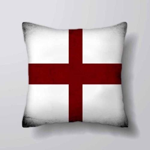 Vintage drapeau anglais imprimé housses de coussin oreiller cas home decor ou intérieure