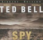 Spy by Ted Bell (CD-Audio, 2015)
