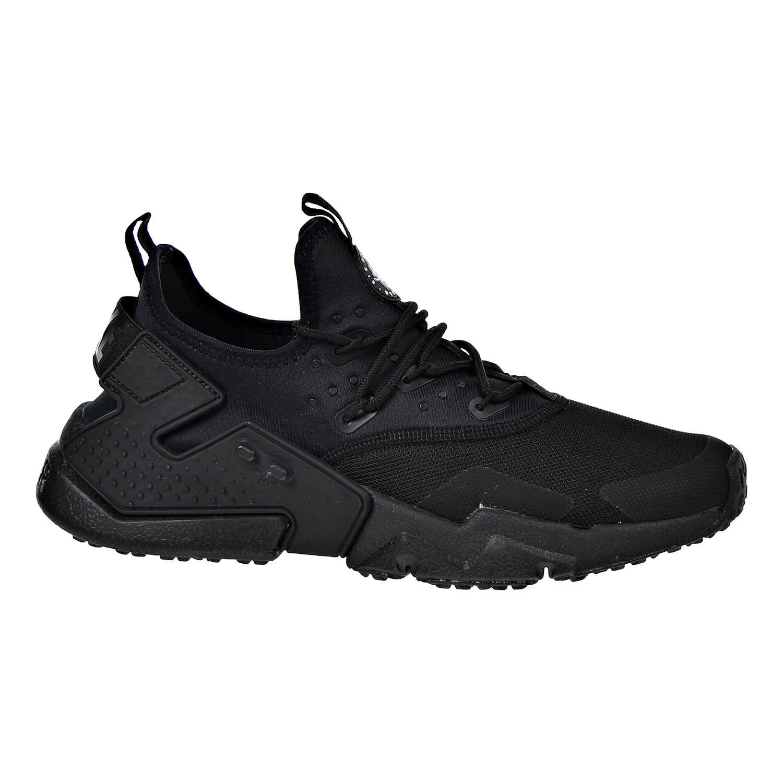Nike Air Huarache Drift Men's Athletic Shoes Black/White ah7334-003