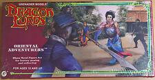 Grenadier Dragon Lords - 2020 Oriental Adventurers (Mint, Sealed)