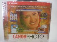 Canon Photo Software Version 1.5 For Windows 95/98& Nt 4.) / Macintosh Os 8.5.1