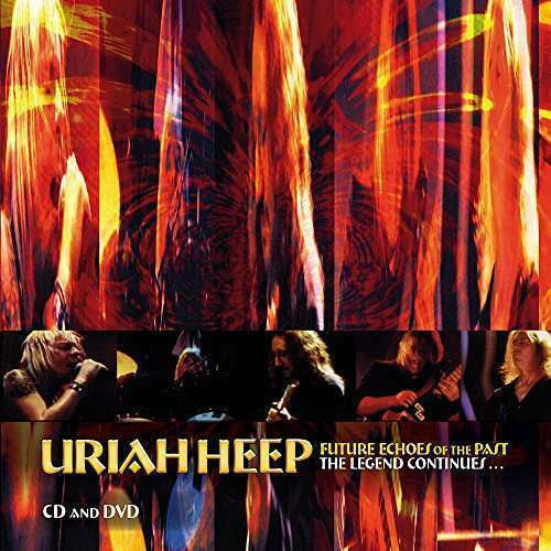 Uriah Heep - Future Echoes Of The Past ~ Th Nuevo CD