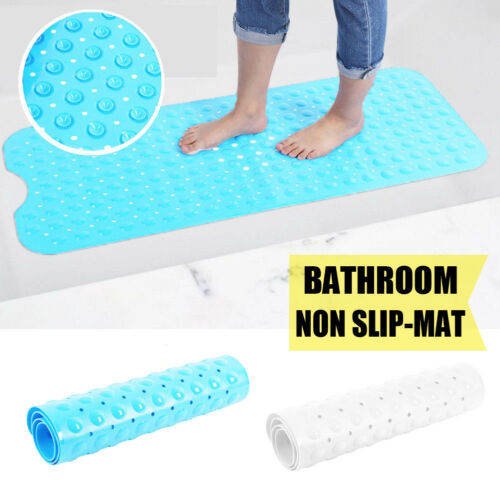 Extra Large Bath Tub Mat Anti Slip Long Non Skid kids Safety Shower Protection