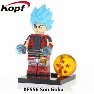 Dragon Ball Son Goku Vegeta Minifigure Minifigures lego MOC Marvel