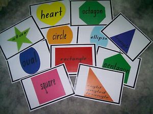 Teacher-Resource-Infants-Primary-Shapes-Charts-12-x-A4-Learn-the-names-BN