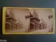 STC308 Exposition Universelle 1878 Expo La Russie stereoview albumen