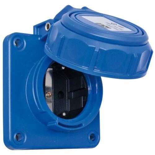 Prise de courant culture Prise de courant ip66 ip68 16 A feuchtraum jet eau Nautilus PCE