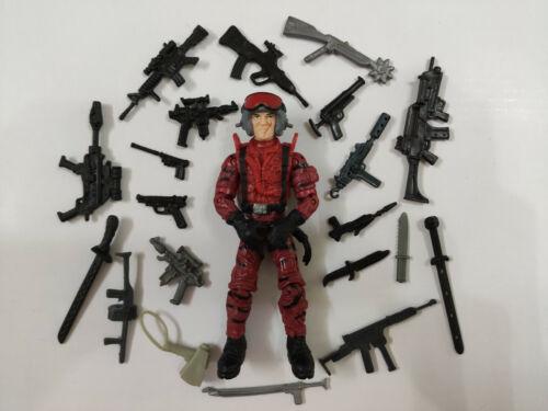 "3.75/"" Gi Joe Lanard the Corps Soldier#039w// Accessories Action Figure"