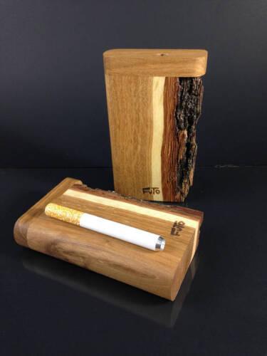 Custom Milled Live Edge Wood Dugout Futo Live Edge Oak Dugout