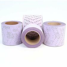 3M 30738 Hookit 740I Purple 115 mm x 12 m 60E Grit Clean Sanding Roll
