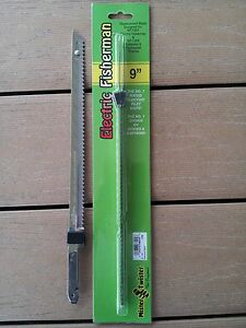 Mister Twister 9 Quot Electric Fillet Knife Replacement Blades