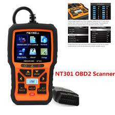 NT301 CAN OBDII EOBD Car Engine Diagnostic Scan Tool OBD2 Code Reader Scanner