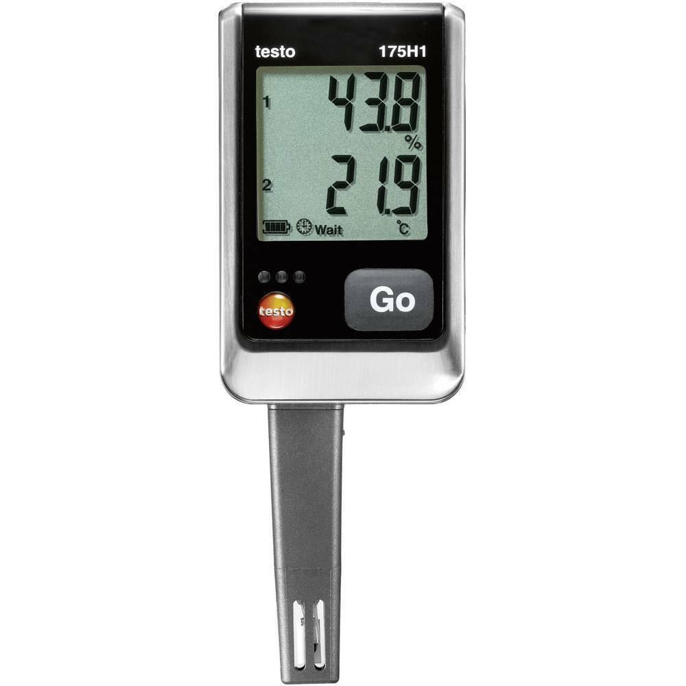 Testo 175 H1 Luftfeuchte-Datenlogger Messgröße Temperatur, Luftfeuchtigkeit -20
