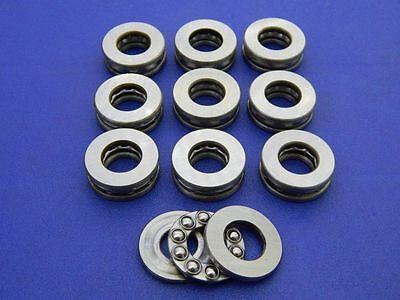 Axialkugellager Drucklager 8 Stück 51101 12x26x9 mm