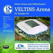 FC Schalke 04 Stadion Veltins Arena Stadionbausatz zum Selberbauen Fanartikel