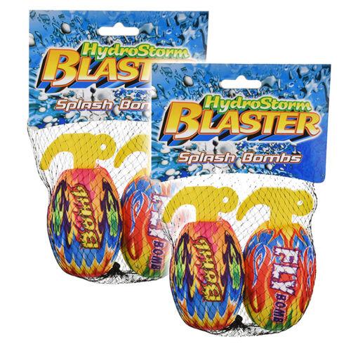 Water Splash Bombs Balls Blaster Swimming Pool Beach Sea Holiday Fun Kids Toys