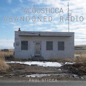 AcousticcA-Abandoned-Radio-Paul-Sticca-CD